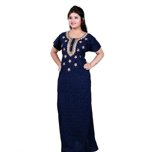 Rnp Women's Cotton Nightdress