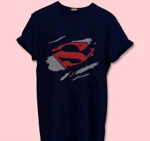 Trandy Superman Men T-shirt