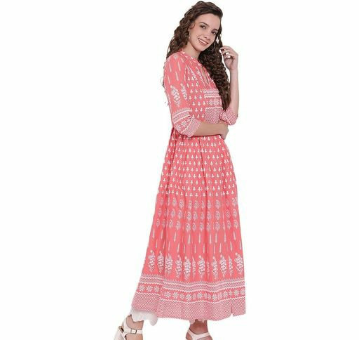 Women's Ethnic motif Printed Cotton Kurti