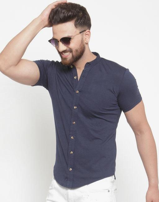 New stylish men's shirt