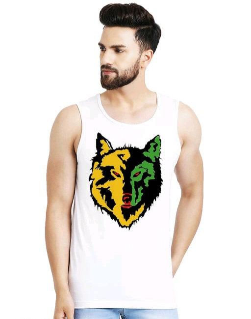 Leotude Men's Sleeveles T-shirt