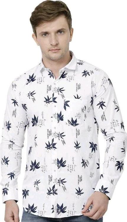 Trendy Men's Cotton Shirt's