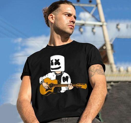 Marshmello Printed T-shirt