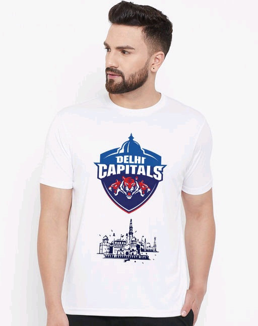 Wesquare Roundneck Half sleeve DC Printed T-shirts