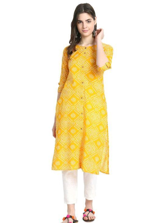 Adrika trendy women's kurti