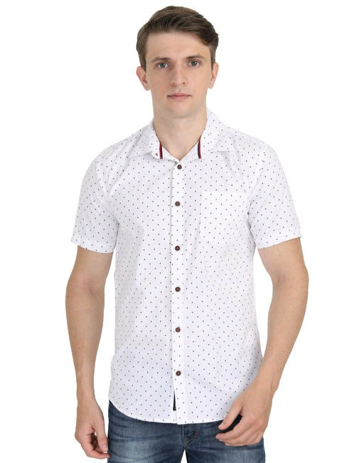 New trendy men's shirt