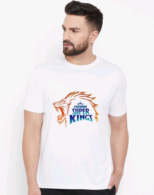 Wesquare Roundneck Half sleeve CSK Printed T-shirts