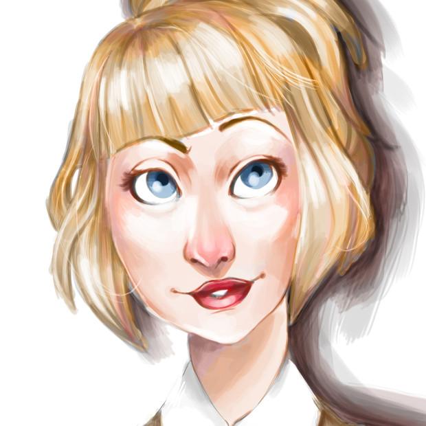 Lavinia Portrait