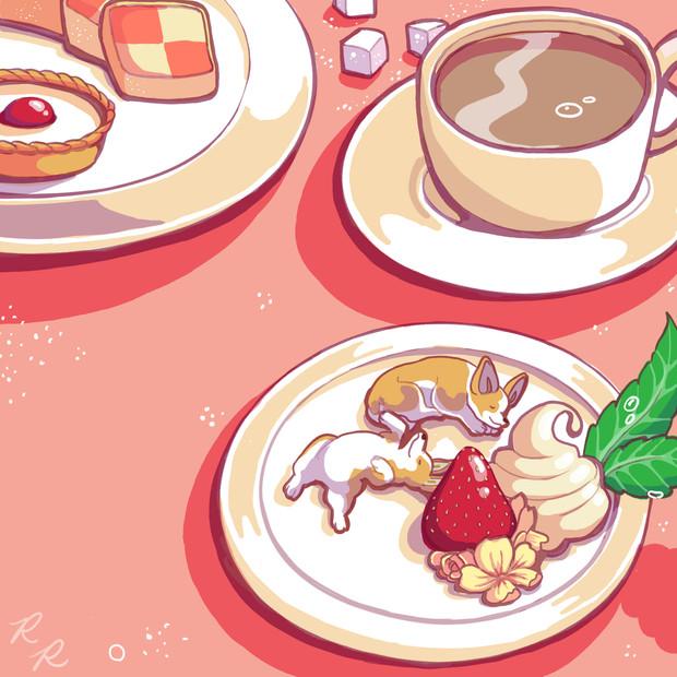 Corgis and Cream
