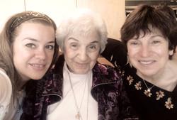 My GiGi & Mom 3 Generations