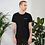 Thumbnail: Sad Delinquent embroidered Unisex T-Shirt