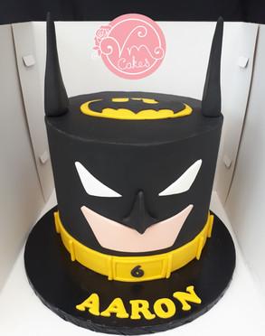 Batman head theme