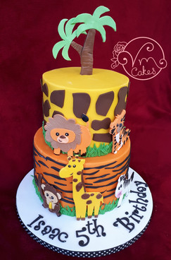 2-Tier Safari theme