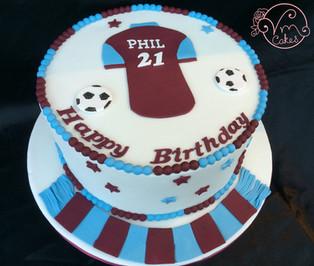 Sports Celebration Cakes