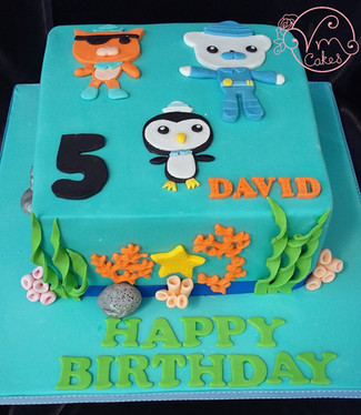 Octonauts theme