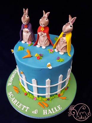 Peter Rabbit theme