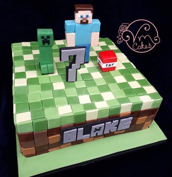 MineCraft theme