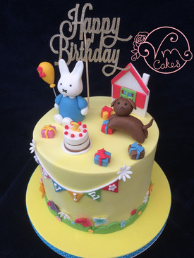 Miffy Rabbit theme