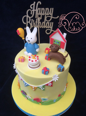Miffy Rabbit theme