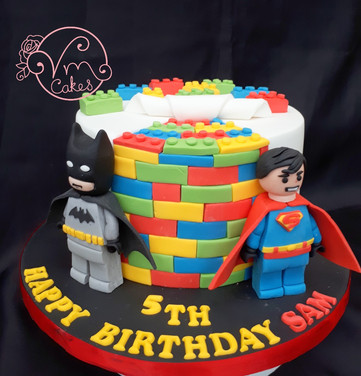 Batman Lego theme