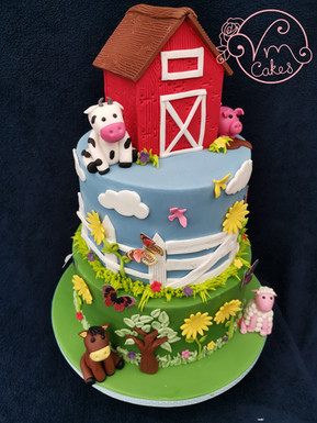 Farmyard theme
