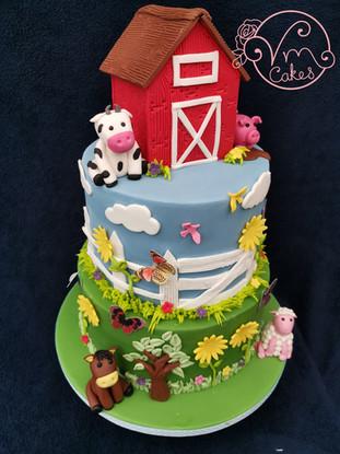 Farmyard theme
