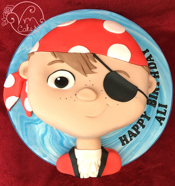 Pirate Boy theme