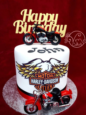 Harley Bike theme