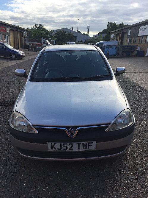Vauxhall Corsa Club 973CC 12v