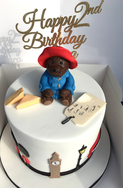 Paddington Bear theme