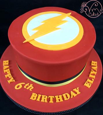 The Flash theme