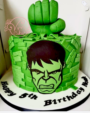 Hulk Fist theme