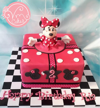 Minnie Mouse theme