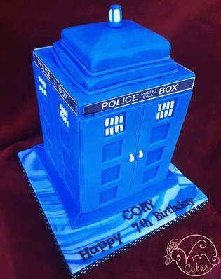 Dr Who theme