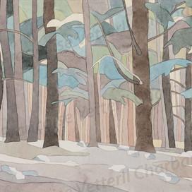 La forêt secrète