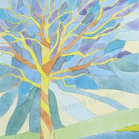 L'arbre émerveillé