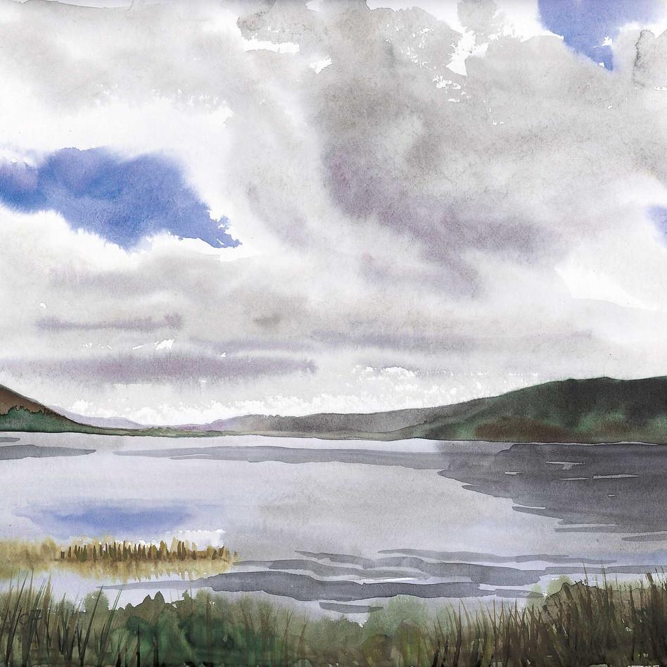 Au lac de St-Point