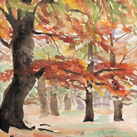 Les violons de l'automne