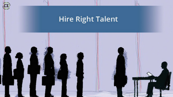 Small businesses hiring right talent