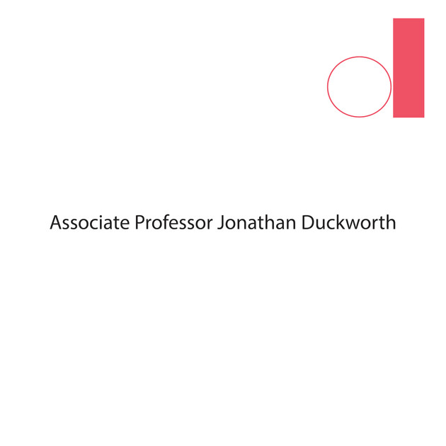 ASSOCIATE PROFESSOR JONATHAN DUCKWORTH