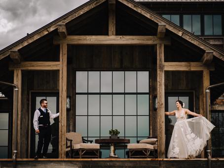 Cody + Lacy   Gallatin Gateway, MT   Wedding Sneak Peek