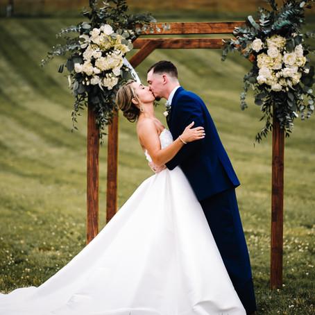 Dillan + Dan | Wedding Sneak Peek | The Barn at Gibbet Hill | Groton, MA