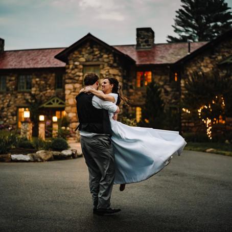 Eddie + Amy | Wedding Sneak Peek | Willowdale Estate, Topsfield, MA