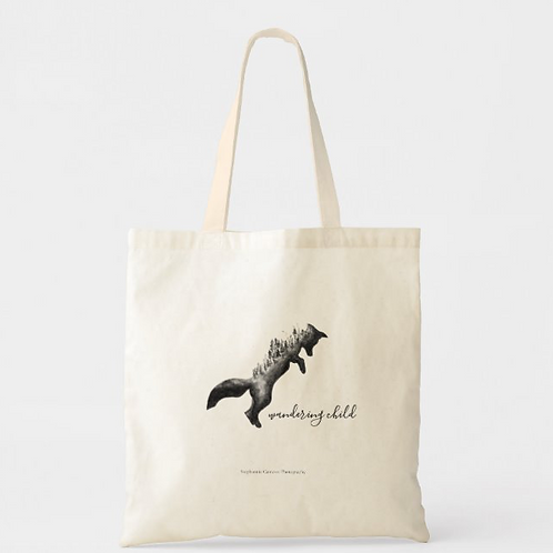 Wandering Child Tote