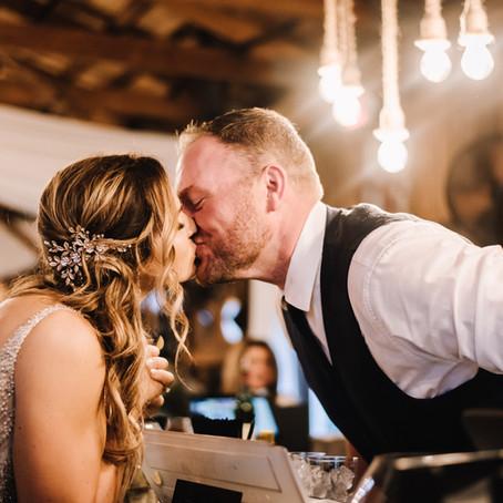 Kelsey + Matt | The Barn at Silver Oaks | Winthrop, ME | Wedding Sneak Peek