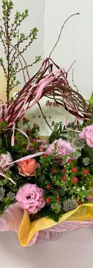 お祝い花アレンジメント8豊川花屋