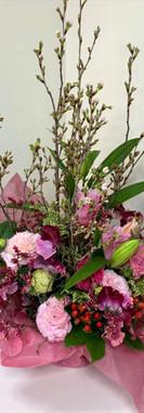 お祝い花アレンジメント3豊川花屋