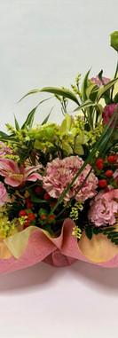 お祝い花アレンジメント6豊川花屋