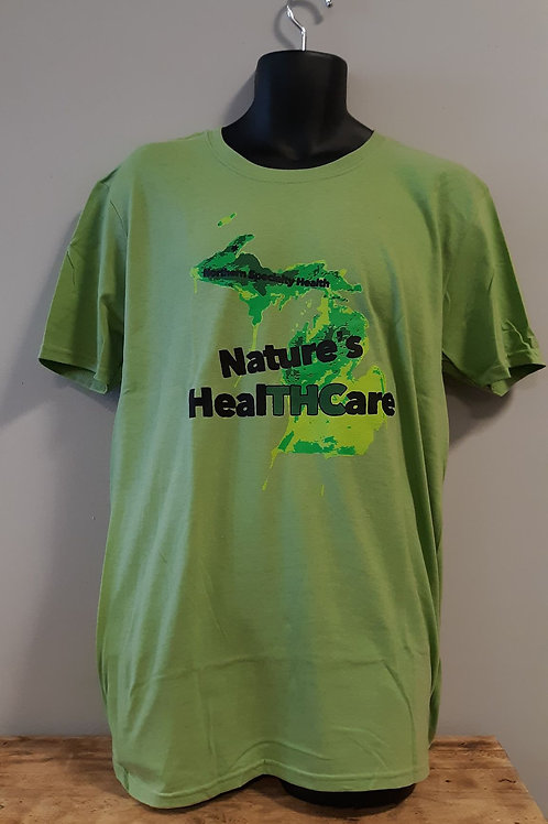 Nature's HealTHCare t-shirt