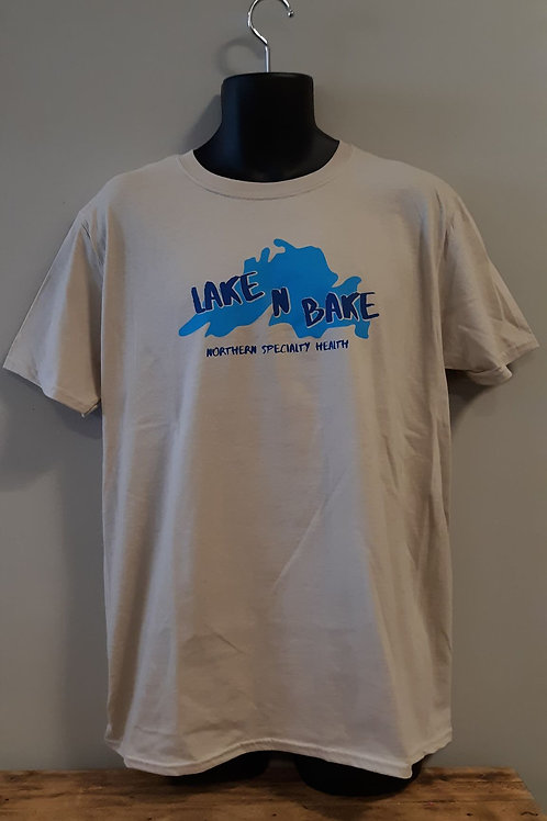 Lake N Bake t-shirt Style 2